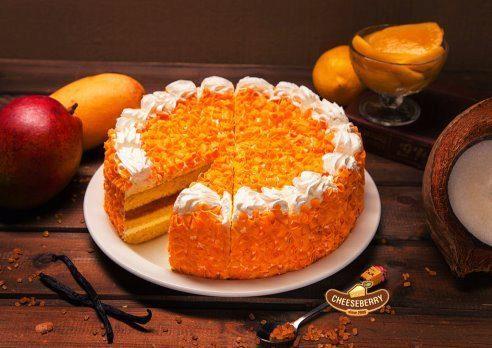 Торт манго фото
