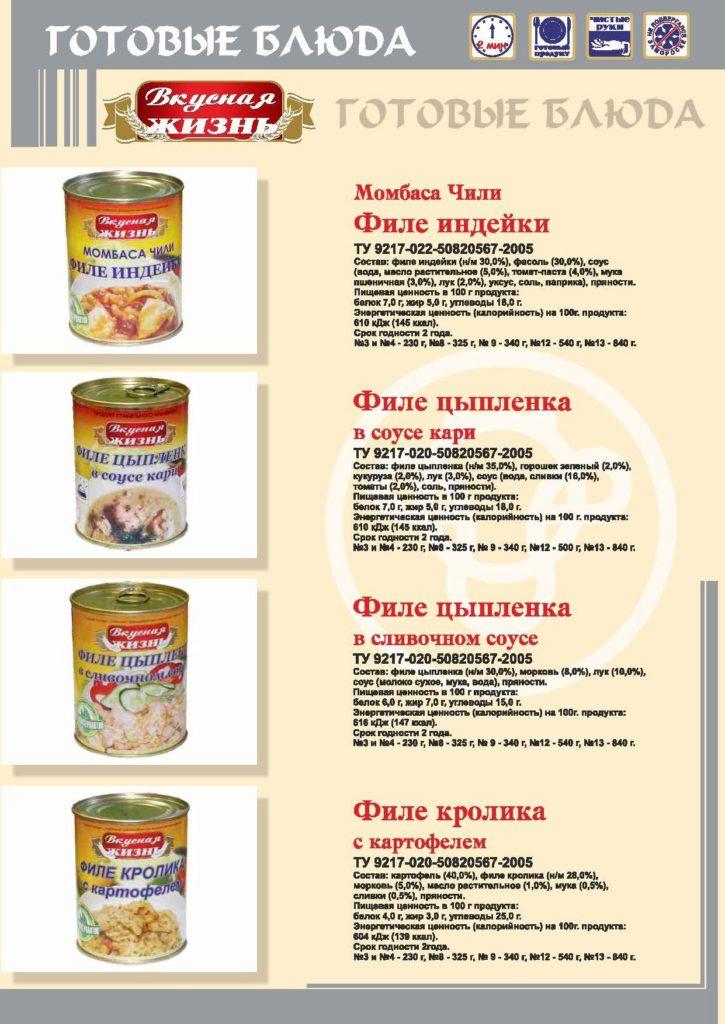 рецепт воронежская закуска